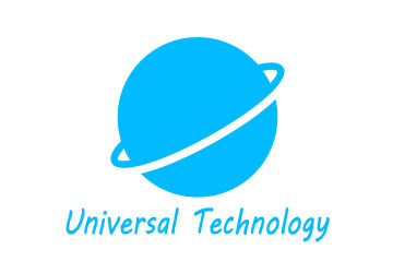 Universal Technology电子产品外贸公司LOGO设计