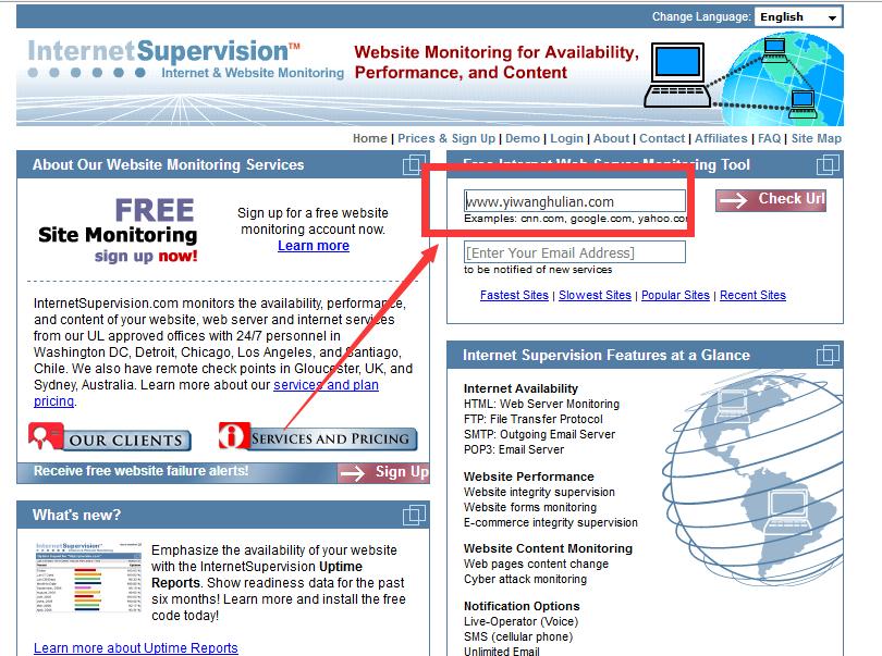 网站在线测速工具(适合外贸网站加了cdn全球测速)